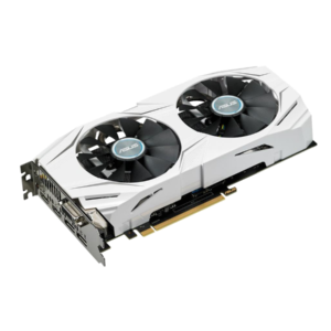 ASUS GeForce GTX 1060 DUAL O6G