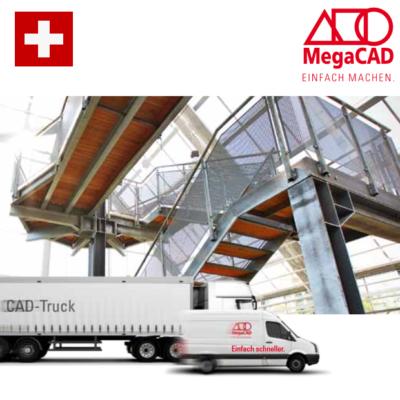 Aktion MegaCAD 3D Metall