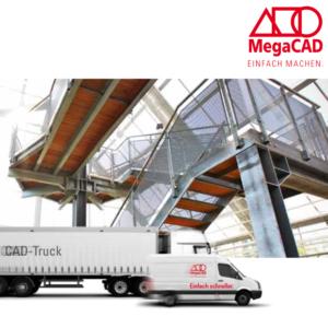 Update von MegaCAD Metall 3D
